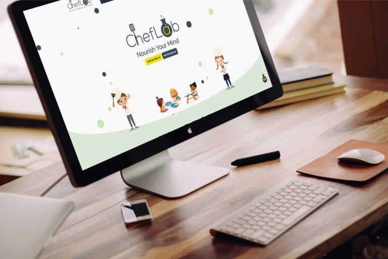 בניית חנות אינטרנטית לChefLab
